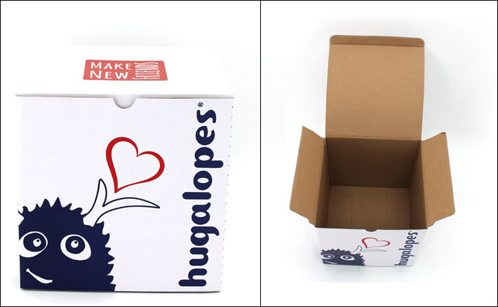 Hugalopes Packaging